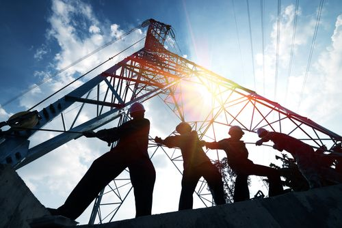 Construction Workers at a Higher Risk for Accidents