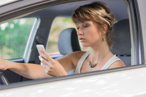 Texting While Driving Slows Reaction Time