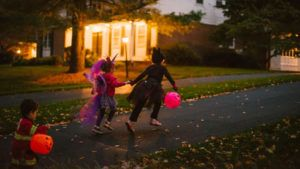 Halloween: Increased Death Rate for Kids